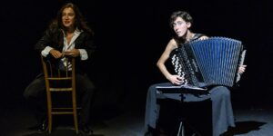 Il Teatro Gerolamo riapre con Arianna Scommegna