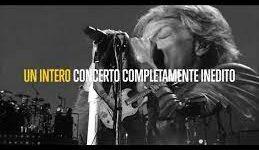 Bon Jovi in concerto solo sul grande schermo