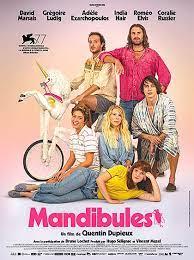 Mandibules-Due uomini e una mosca al cinema