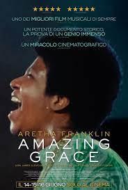 Amazing Grace, il docufilm a giugno al cinema