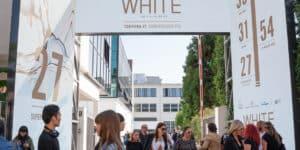 WHITE conferma le date di giugno e settembre