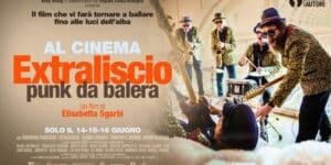 EXTRALISCIO – PUNK DA BALERA nei cinema solo il 14, 15, 16 giugno