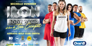 Iron Bootcamp è il live di Iron Ciapèt, che raddoppia per l'estate 2021