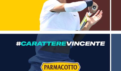 Parmacotto e Lorenzo Musetti, insieme per uno stile di vita sano