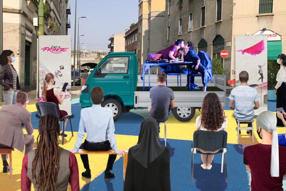 Teatro in giro e Produzioni dal Basso: progetto di crowdfunding