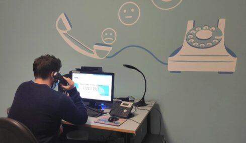 Telefono Amico Italia: richieste in aumento