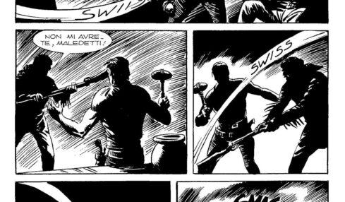 Sergio Bonelli Editore presenta Zagor contro Hellingen