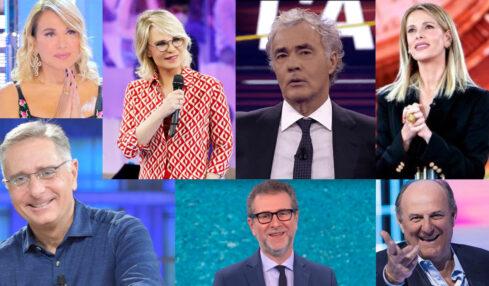 Il team di Mediaset